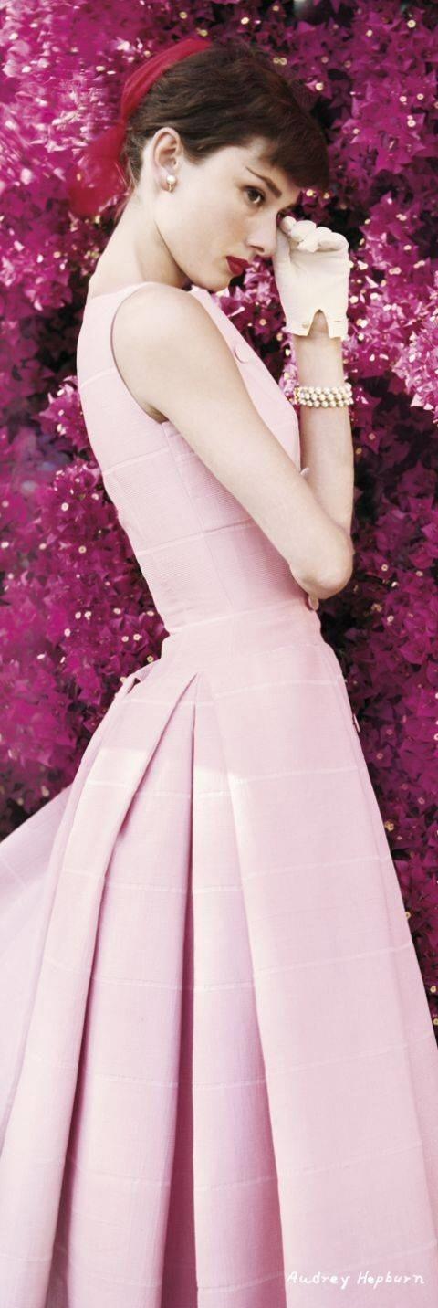 Audrey~Pink