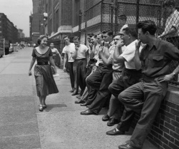 Walk the Line, NYC 1959